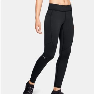 Under Armour Cold Gear Fitted Legging - Sm